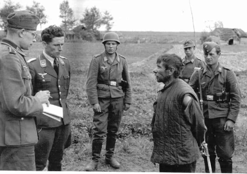 Я знаю, что был такой фашистский лагерь смерти освенцим